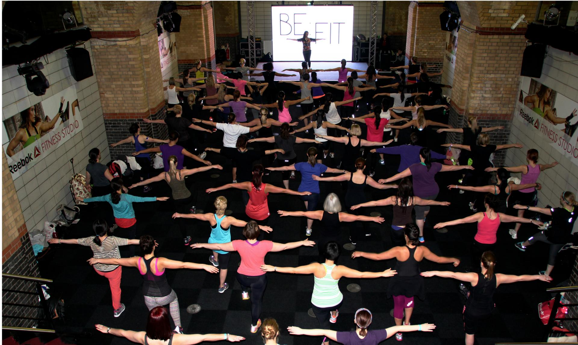 Be Fit London Fitness Health Wellbeing