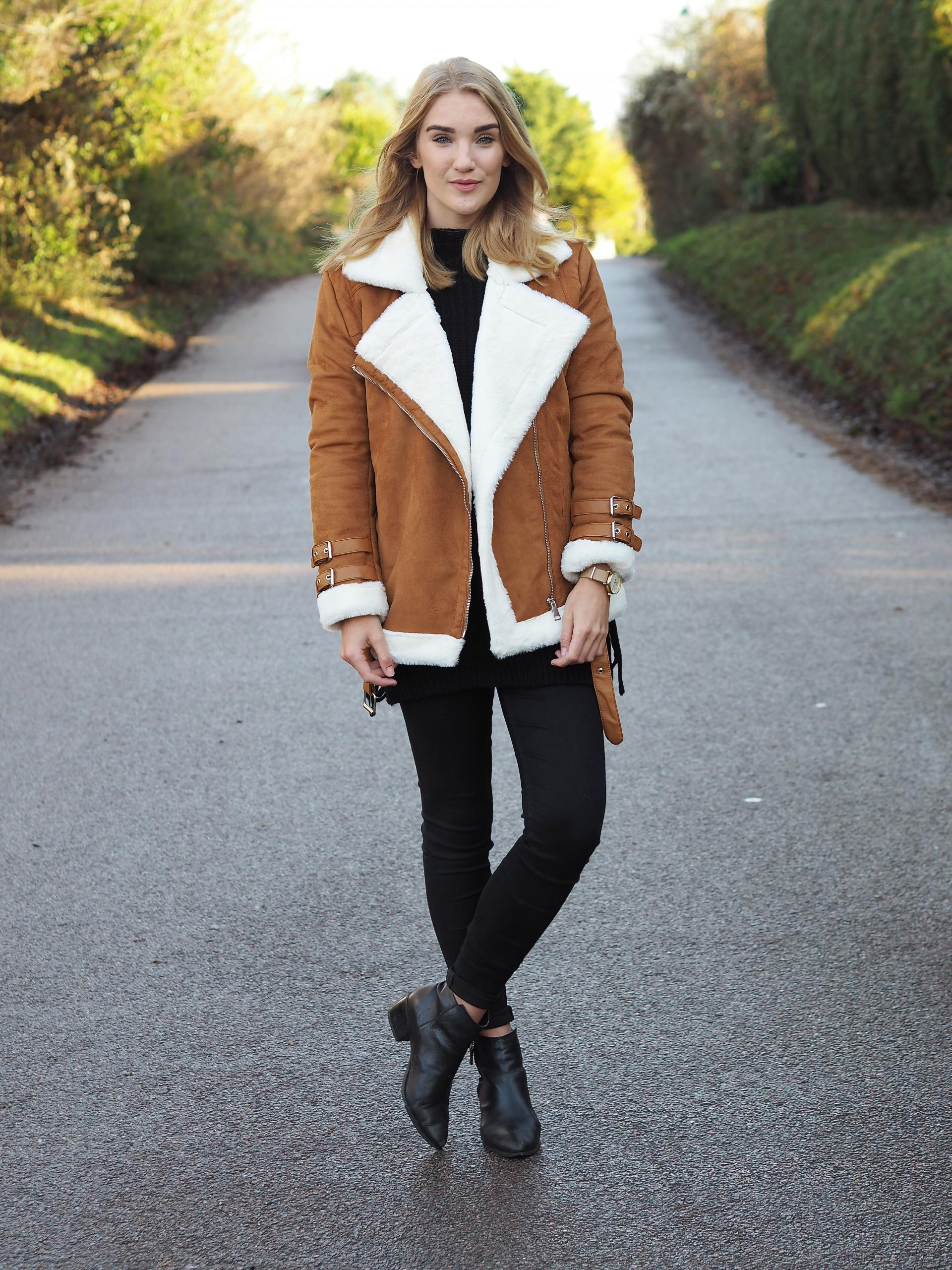 shearling jacket 1