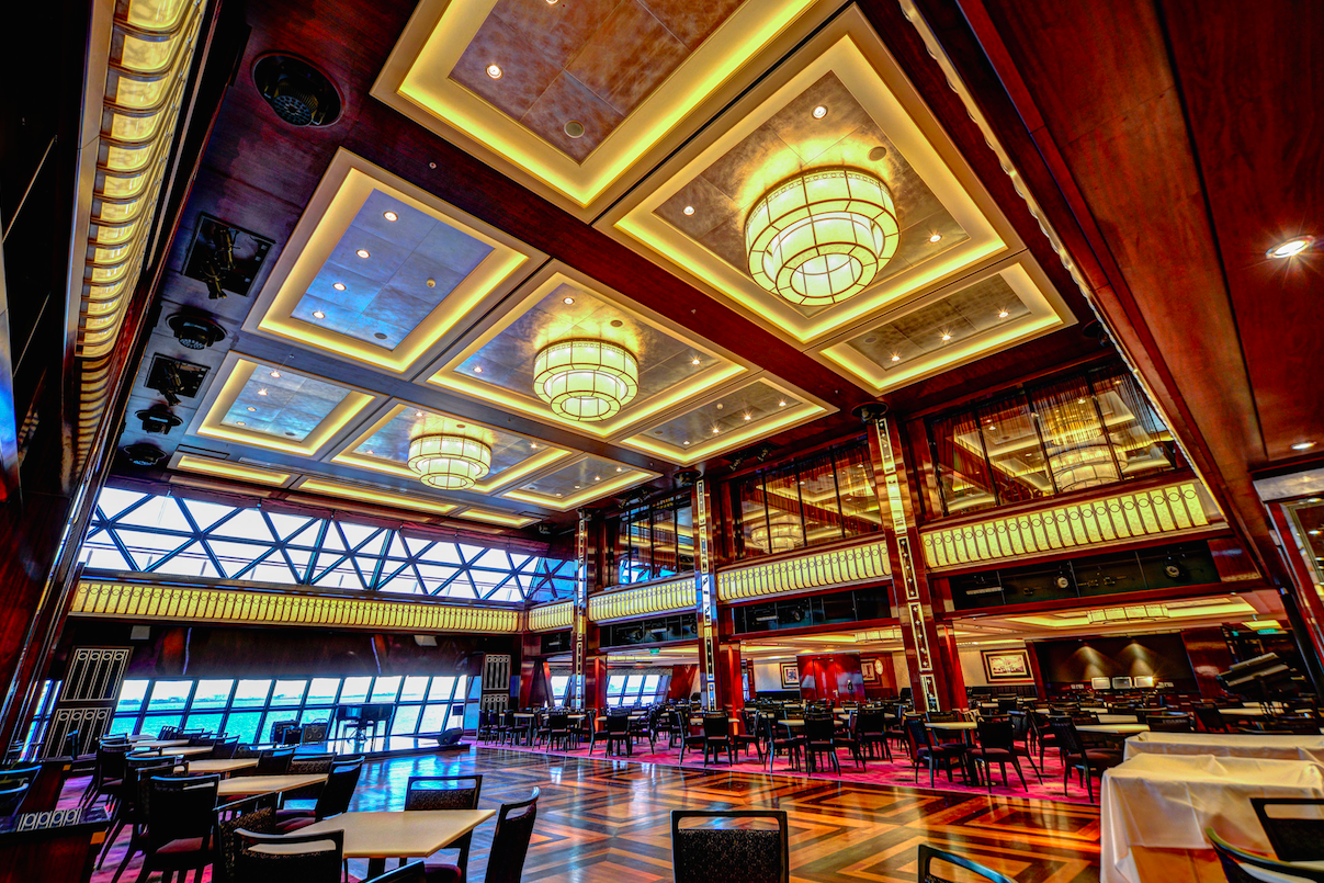 norwegian cruise restaurant